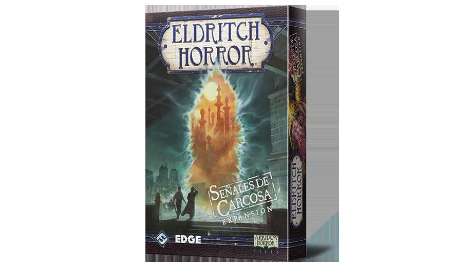 eldritch horror señales de carcosa