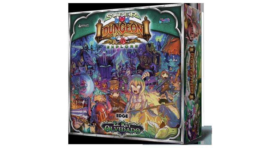 super dungeon explore el rey olvidado