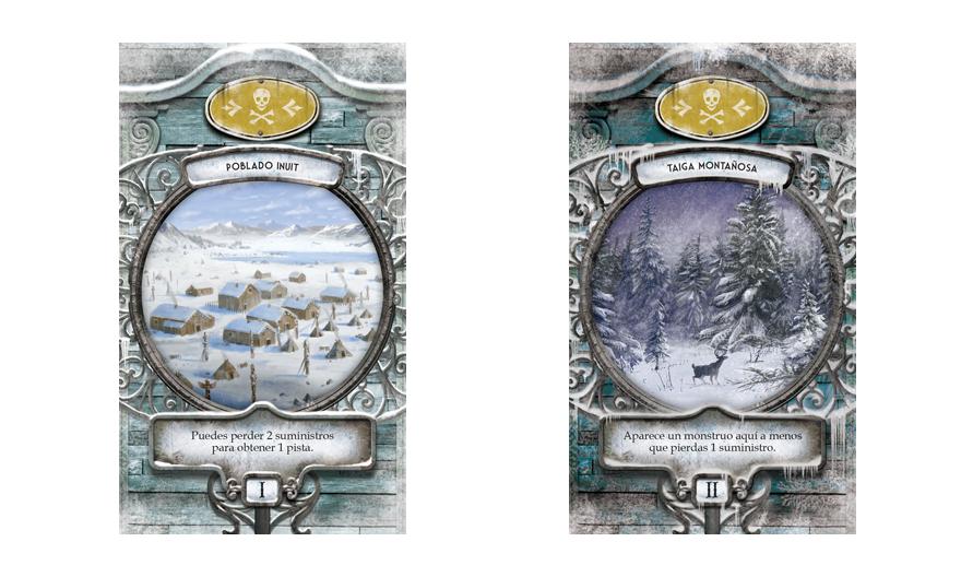 el simbolo arcano augurios de hielo