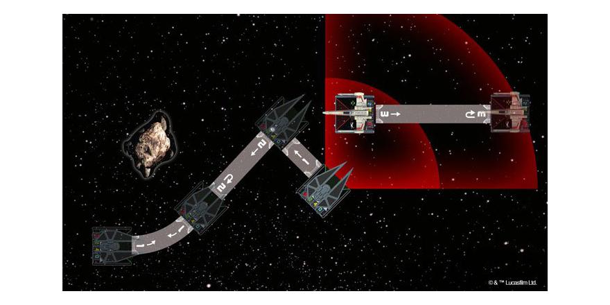 star wars x-wing fustigador tie