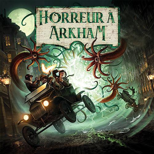 Arkham Horror V3 |
