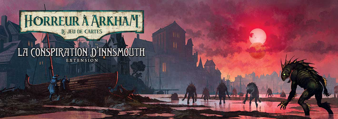La Conspiration d'Innsmouth |