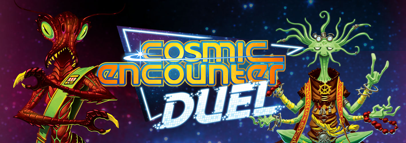 Cosmic Encounter Duel |