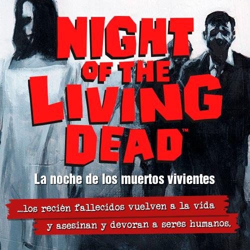Night of the Living Dead - La noche de los muertos vivientes |