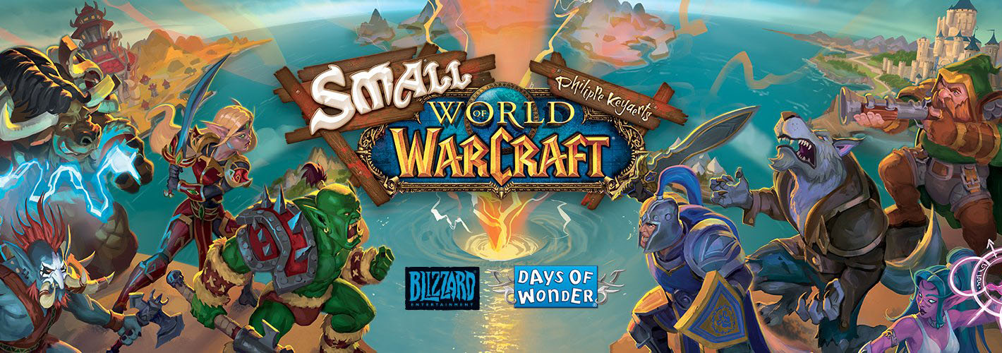 Small World of Warcraft |