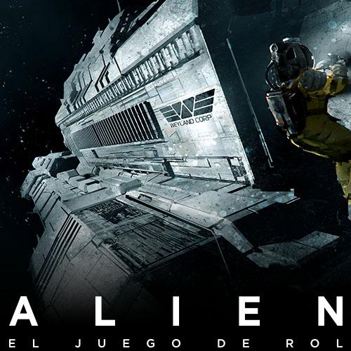 Alien: el juego de rol |