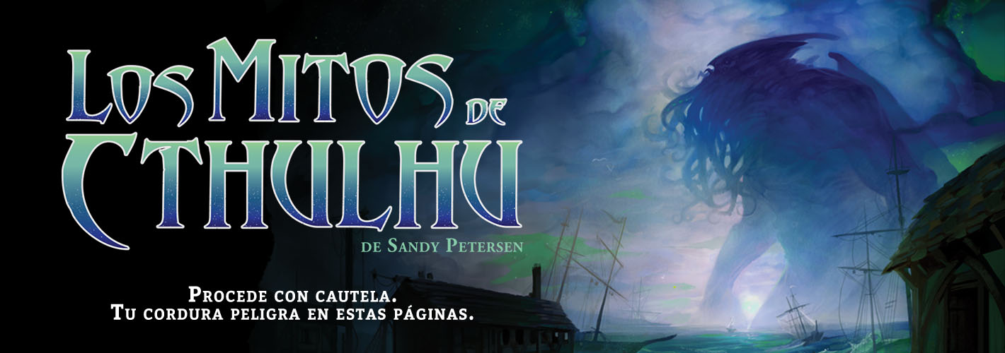 Los Mitos de Cthulhu de Sandy Petersen |