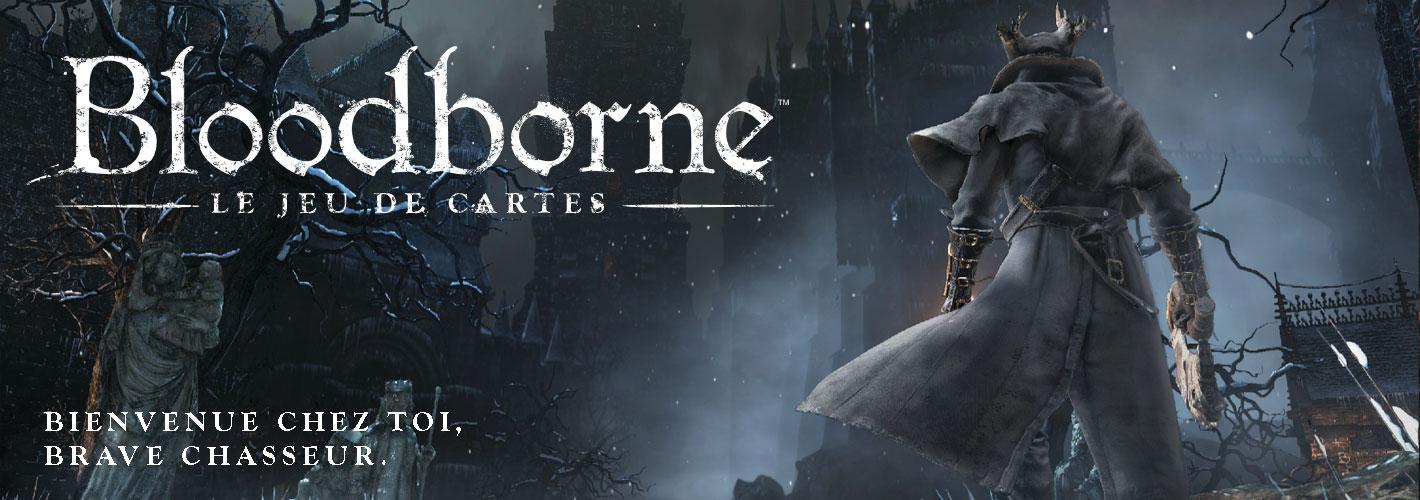 Bloodborne : le Jeu de Cartes |