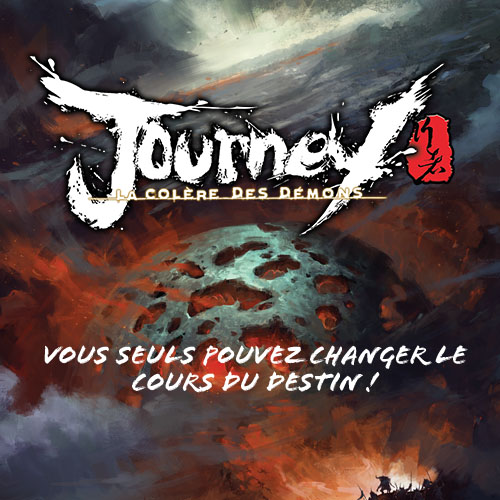 Journey : La Colère des Démons |