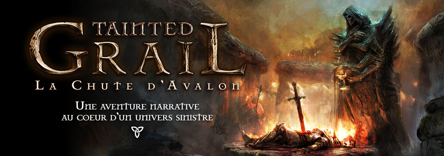 Tainted Grail: The Fall of Avalon |