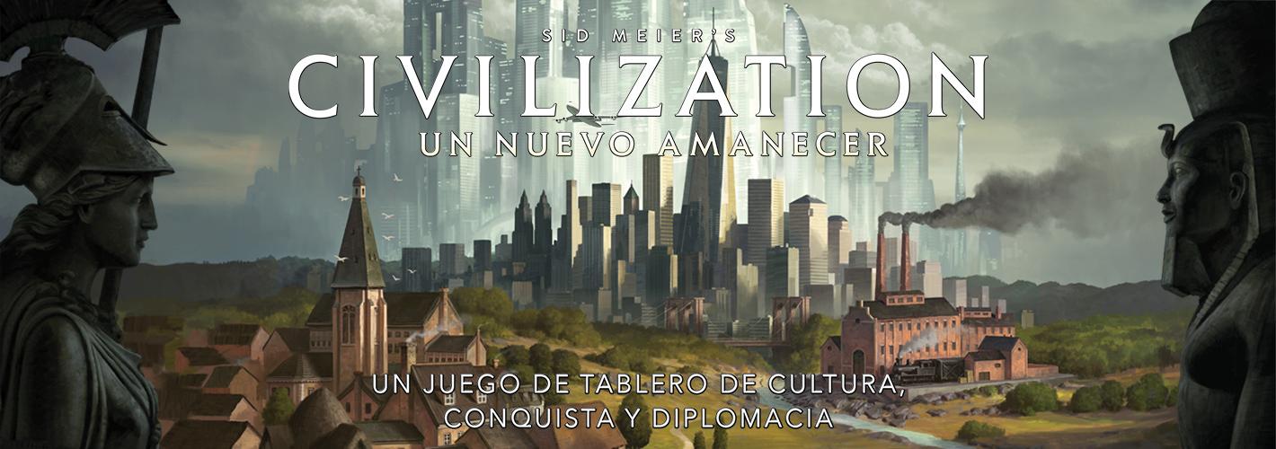 Civilization un nuevo amanecer |