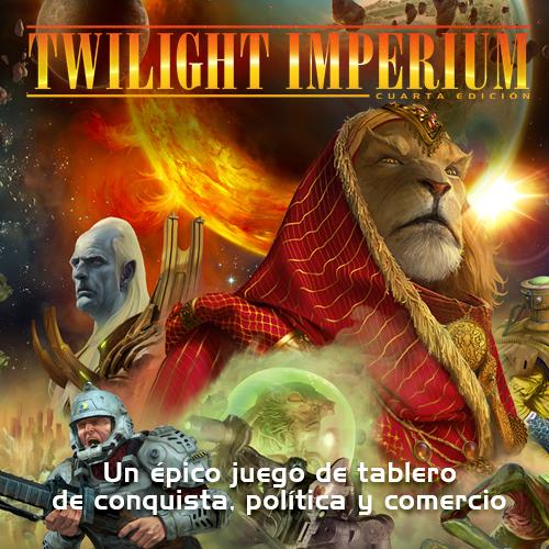 Twilight Imperium Cuarta Edición |