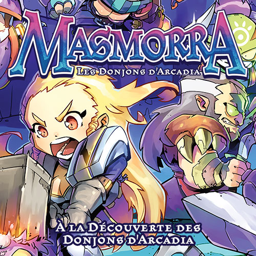Masmorra : Les Donjons d'Arcadia |