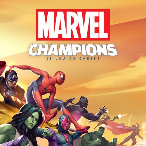 Marvel Champions |