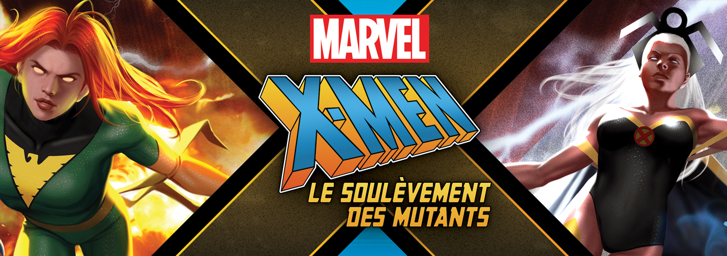 X-Men, Le Soulèvement des Mutants |