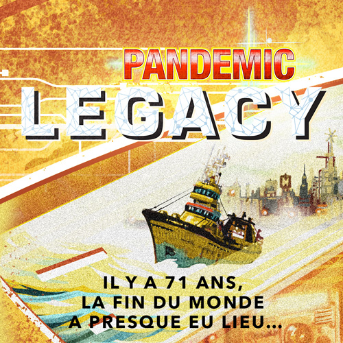 Pandemic Legacy Saison 2 |