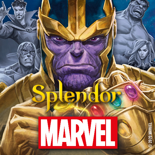 Splendor Marvel |