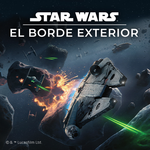 Star Wars: El Borde Exterior |