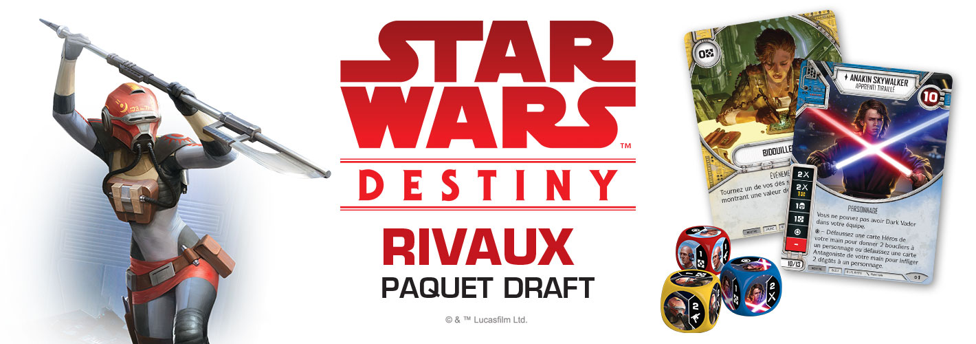 STAR WARS : DESTINY |