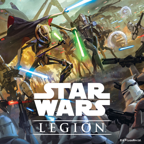 Star Wars: Legión |