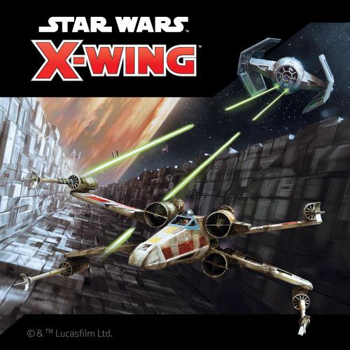 Star Wars: X-Wing Segunda Edición |