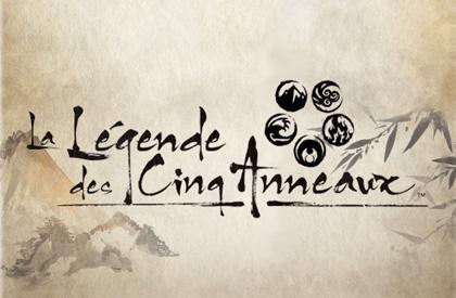 La Légende des Cinq Anneaux