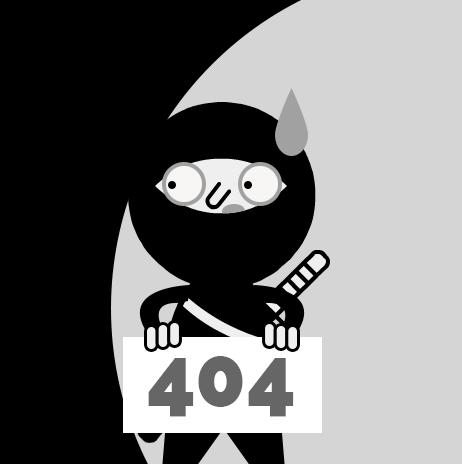 Ninja Error 404